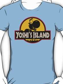Welcome to Yoshi's Island! T-Shirt