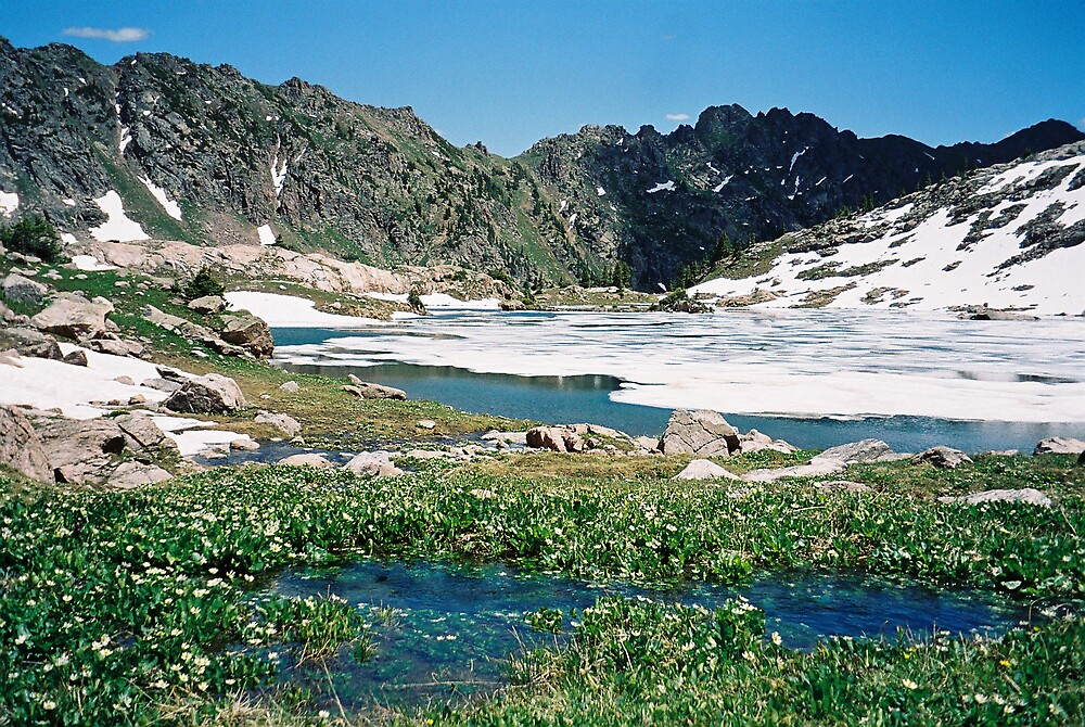 High Tarn Vail Colorado by KPAO