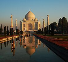 Mystical Agra by S T