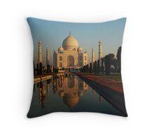 Mystical Agra Throw Pillow