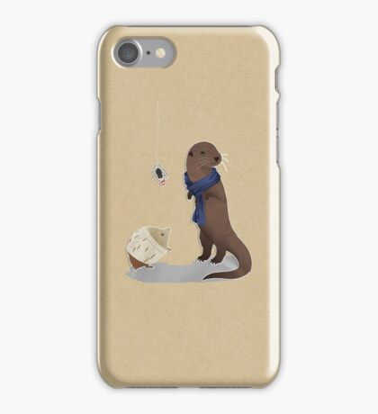 animalock iPhone Case/Skin
