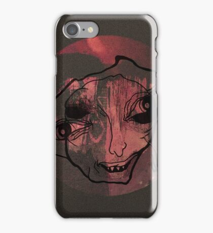 Not Going To Say What You Think iPhone Case/Skin