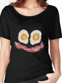 Breakfast Is Happy To See You Women's Relaxed Fit T-Shirt