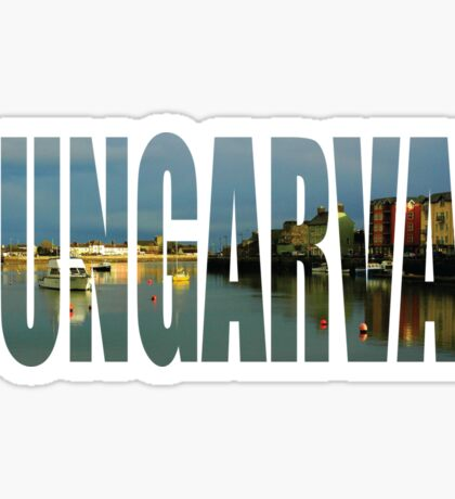 Dungarvan Sticker