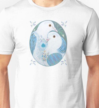 Two Doves Unisex T-Shirt
