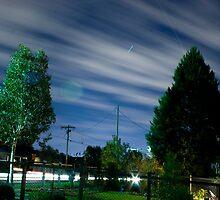 Moving Clouds by Reza Shams Latifi