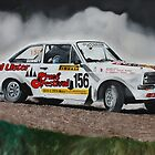 Ford Mk 2 Escort by iconic-arts