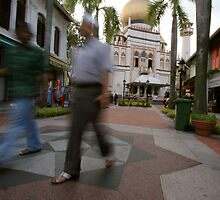 Sultan Mosque - Singapore by Erin McMahon
