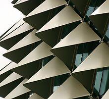 Esplanade Theatres - Singapore by Erin McMahon