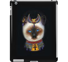 Pharaoh Cat Art iPad Case/Skin