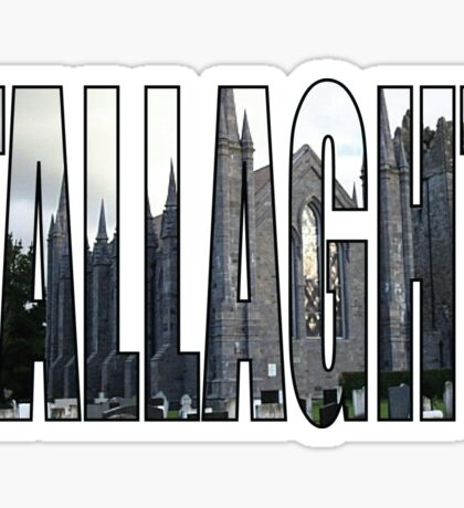 Tallaght Sticker