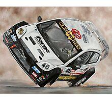 Pat Doran Ford Fiesta Photographic Print