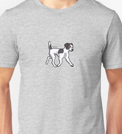 Parson Russell Terrier Unisex T-Shirt