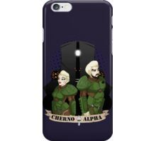 Cherno Alpha Crew  iPhone Case/Skin