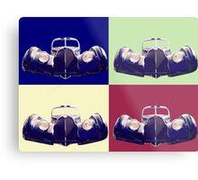 Bugatti 57sc atlantic Metal Print