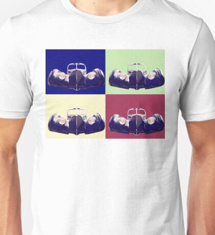 Bugatti 57sc atlantic Unisex T-Shirt