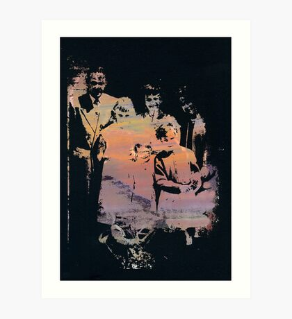 Antipodean Horizon 1956 Art Print