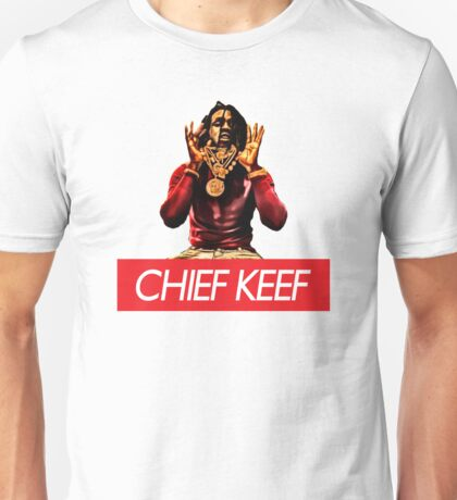 Chief keef v4 Unisex T-Shirt