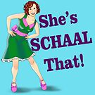 Pinup Schaal by Inspired Human