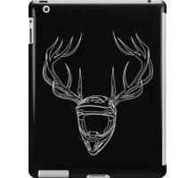 Mx Stag Head iPad Case/Skin