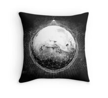 Elements of Empedocles Throw Pillow