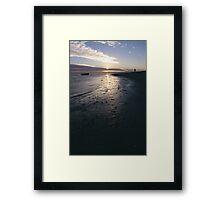 Monkey Mia, Western Australia sunrise Framed Print