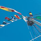 fly the flag, fremantle, Western australia by nick page