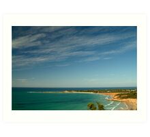 Pt Roadknight,Great Ocean Rd Art Print