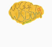 Selfie ABC - Nugget Of Wisdom. Unisex T-Shirt