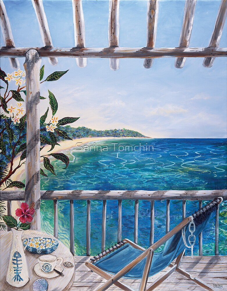 Coast by Sarina Tomchin