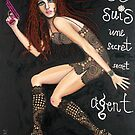 Secret Agent by Sarina Tomchin