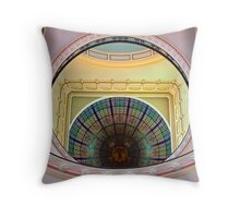 candy complex Throw Pillow