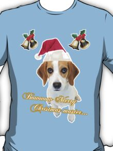 dog want present too T-Shirt