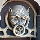 Nose Ring Knocker by phil decocco