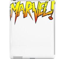 Marvel Wrestler White iPad Case/Skin