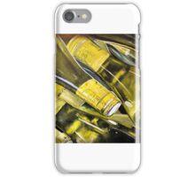 wine bottles  iPhone Case/Skin
