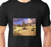 C.E. Sahara Desert Scene 2 Unisex T-Shirt