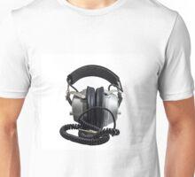 Old style headphone Unisex T-Shirt