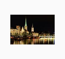 Zurich at Night Unisex T-Shirt