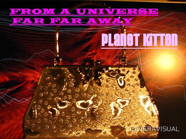 Planet Kitten  Riviera Visual by RIVIERAVISUAL