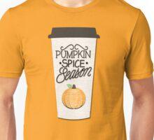 Pumpkin Spice Season Unisex T-Shirt