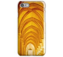 Inside Notre Dame iPhone Case/Skin