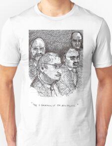 4 Horsemen of the Apocalypse T-Shirt
