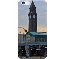 N J Transit's Clock Tower Hoboken NJ iPhone Case/Skin