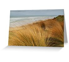Bancora Surf Beach,Bellarine Peninsula Greeting Card