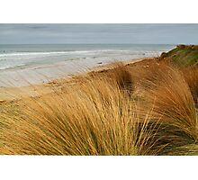 Bancora Surf Beach,Bellarine Peninsula Photographic Print