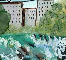 LIBERTY BRIDGE,GREENVILLE by bobldoit2