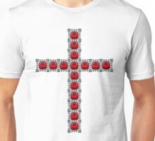 October Ruby Cross Unisex T-Shirt