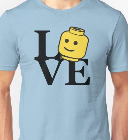 LOVE Bricks Unisex T-Shirt