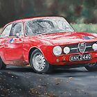 Alfa Romeo by iconic-arts